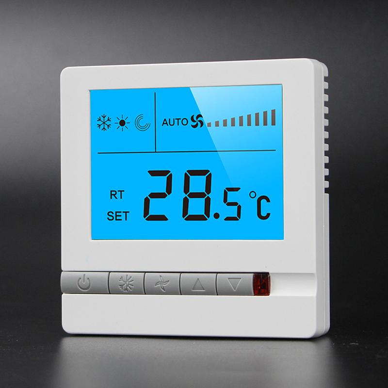 中央空调液晶温控器开关